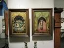 """Ausstellung \""""Volksfrömmigkeit - die Sammlung Karl Baumhoff\""""  März 2014"""