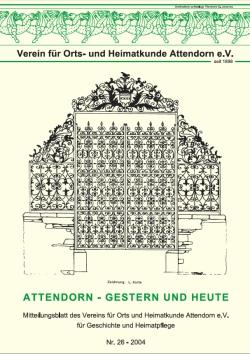 Mitteilungsblatt 26 - 2004
