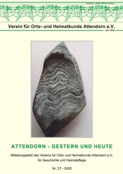 Mitteilungsblatt 27 - 2005