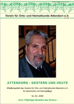 Mitteilungsblatt 30 - 2008