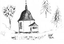Waldenburg Zeichnung